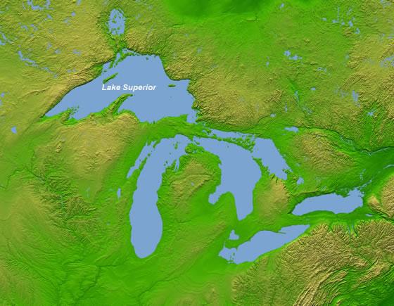 ทะเลสาบที่ใหญ่ที่สุดในโลก