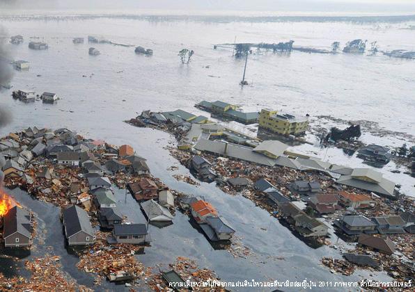 รวมเหตุการณ์แผ่นดินไหวที่โลกจดจำ