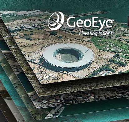 [แผนที่] ภาพถ่ายดาวเทียมจาก GeoEye