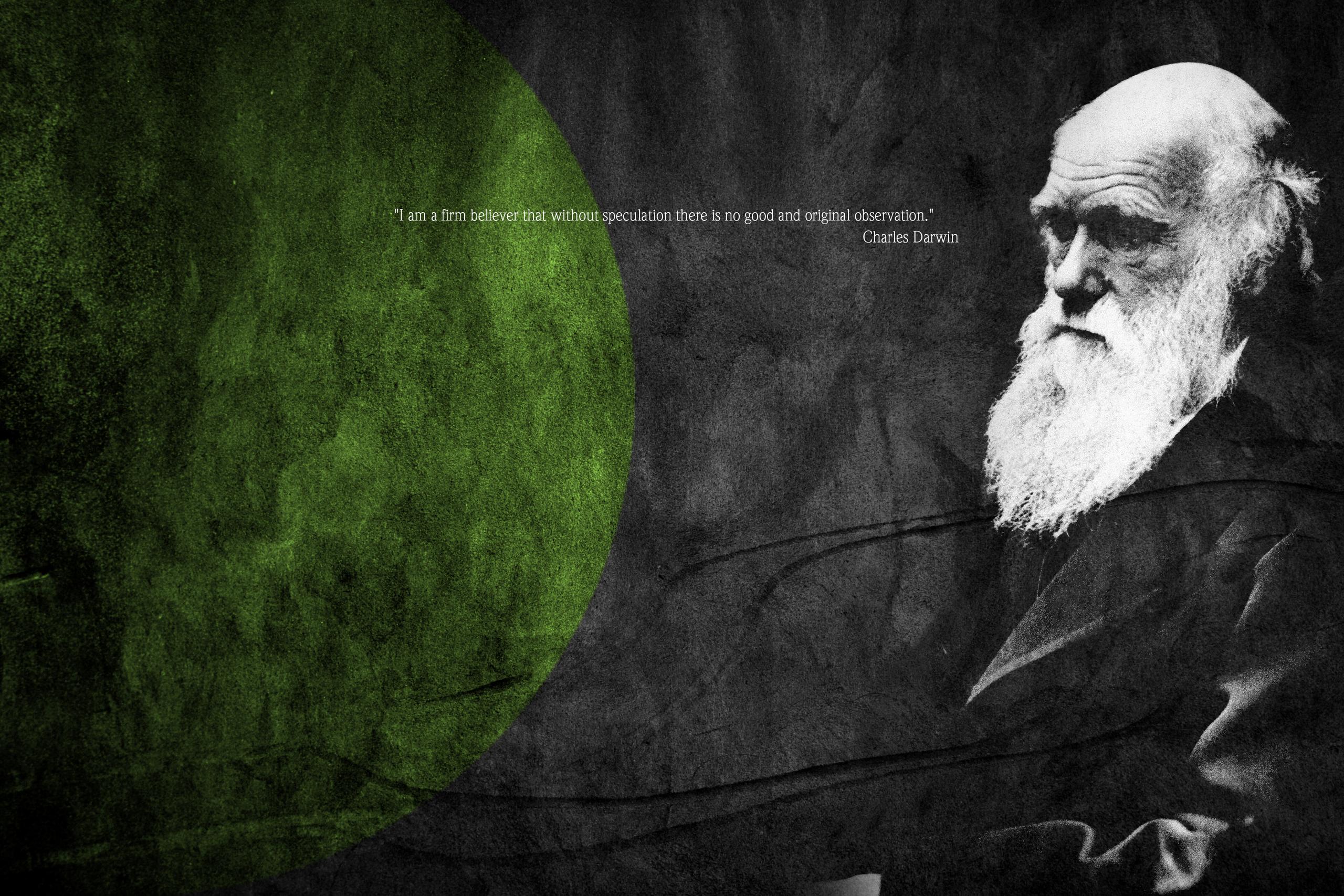 204 ปีชาร์ลส์ ดาร์วิน นักธรณีบูรณาการ