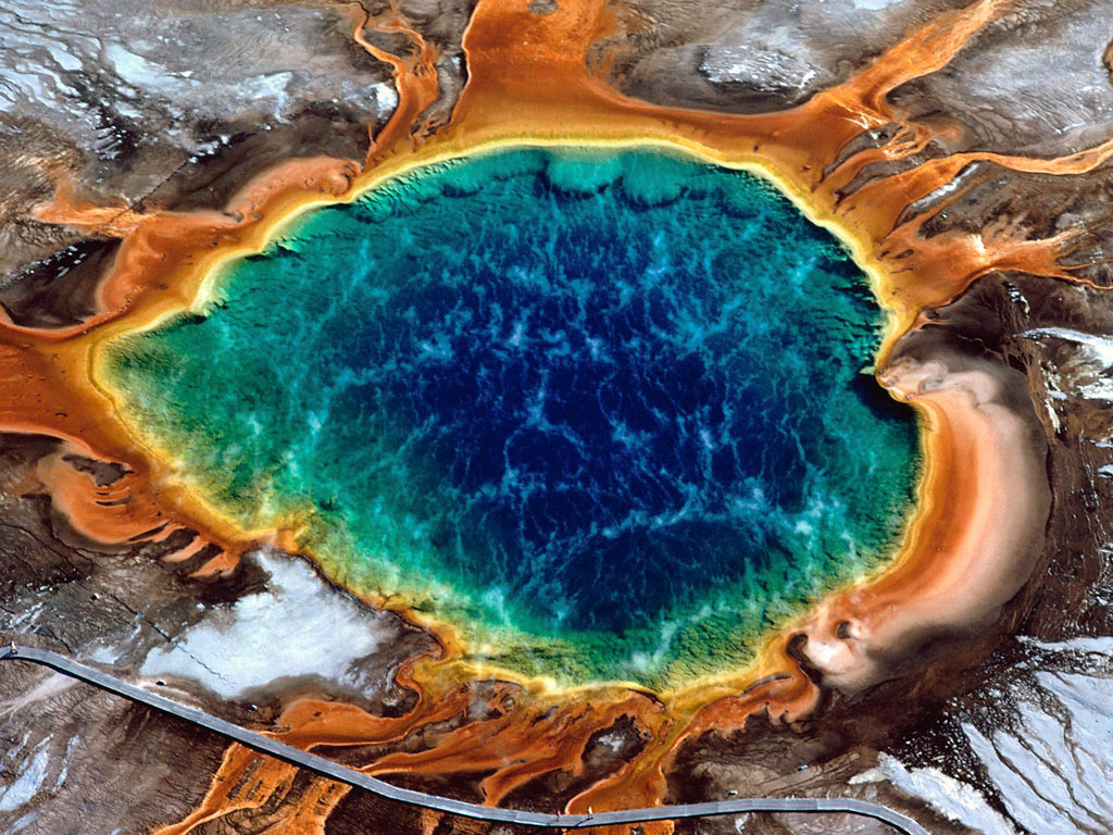 The Volcano Beneath Yellowstone
