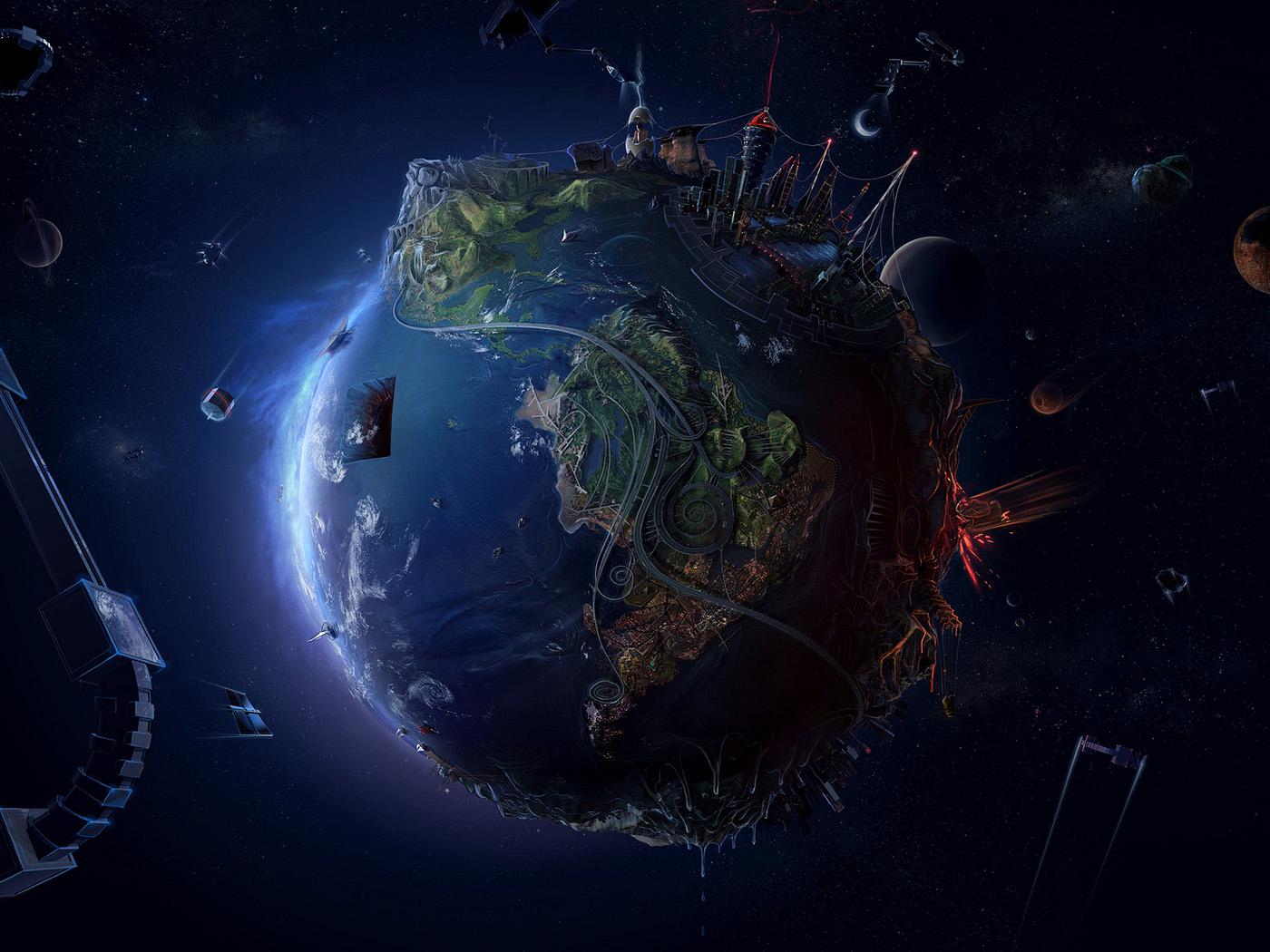 วิวัฒนาการของโลก