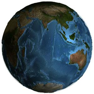 [แผนที่] รวมข้อมูลทั่วโลก