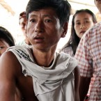 """I live on the Sagaing Fault, in Yeeshin village. A traditional and still widespread belief here is that earthquakes are a form of divine punishment. We are afraid that there will be another earthquake."""